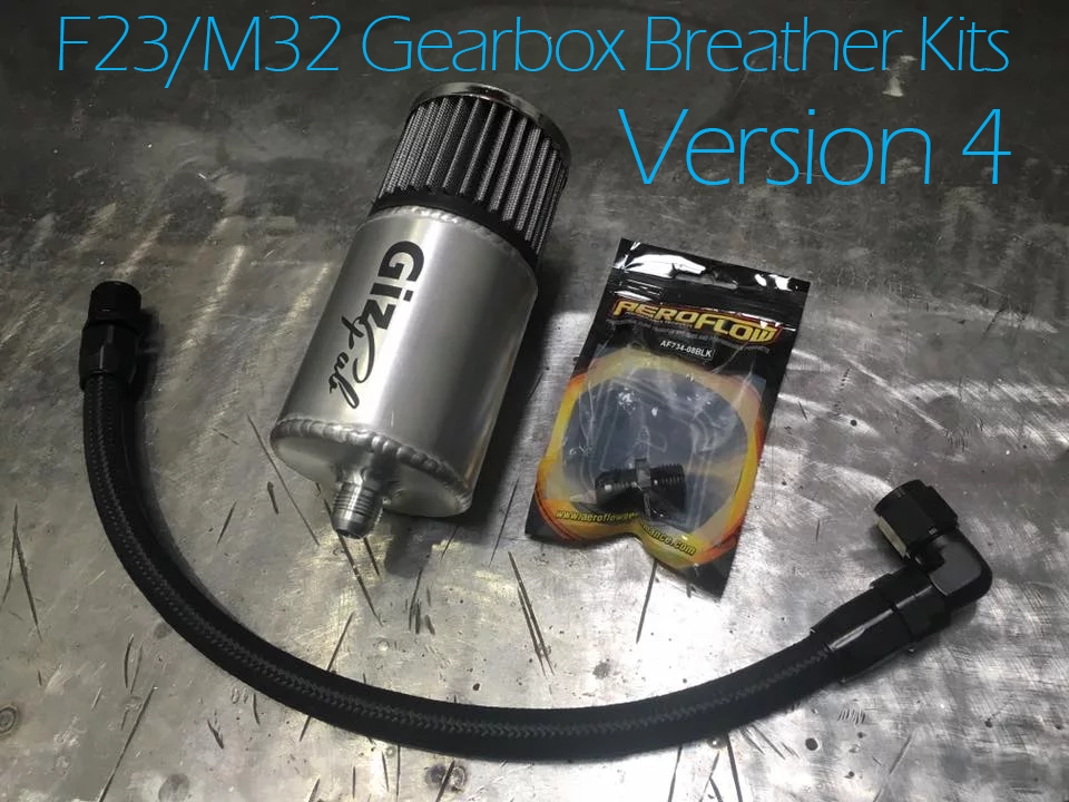 Vauxhall F23/M32 Gearbox Breather Kit (AN Version)