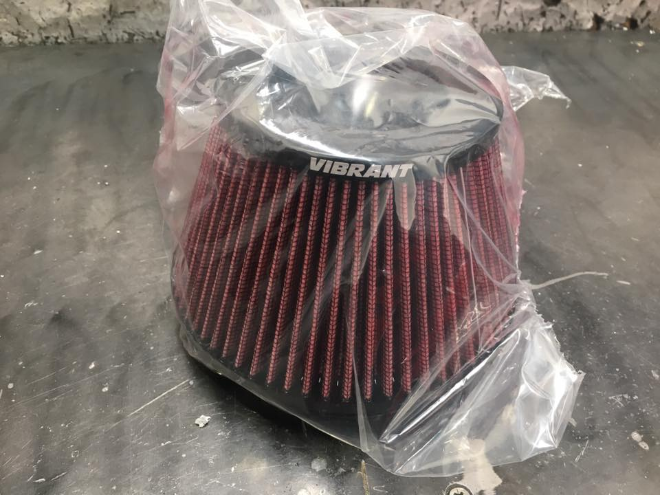 Vibrant Performance Air Filter