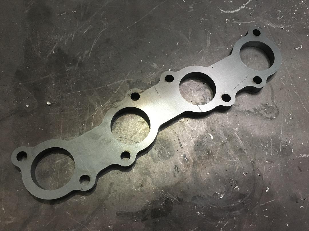 Nissan Micra CG Exhaust Flange
