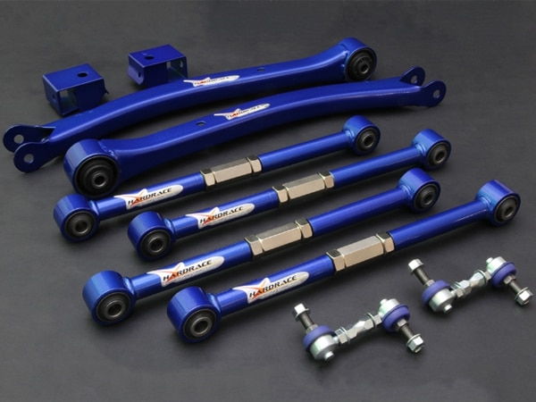 Hard Race Suspension Components