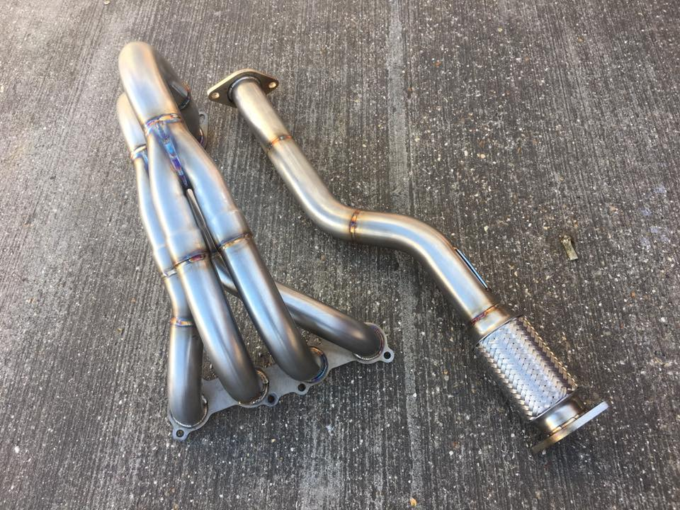 Nissan Micra K11 4-2-1 Stainless Steel Performance Manifold